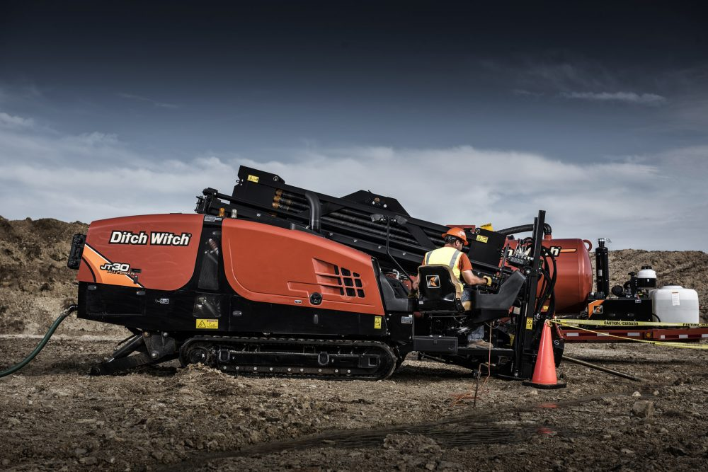 Wiertnica horyzontalna Ditch Witch® JT30 All Terrain