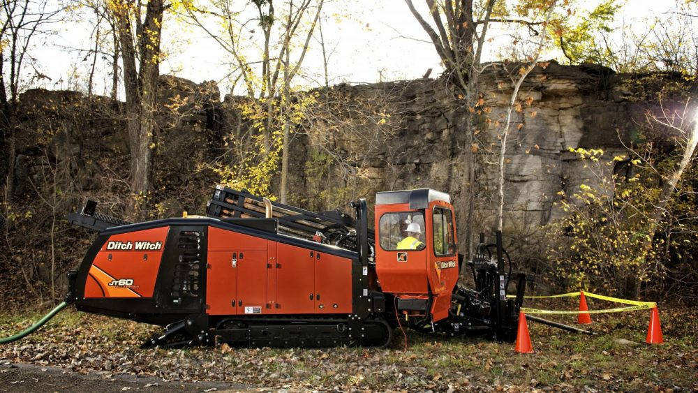 Wiertnica horyzontalna Ditch Witch® JT60 All Terrain