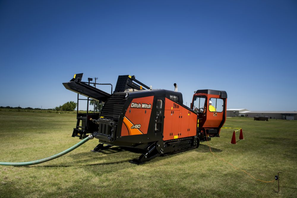 Wiertnica horyzontalna Ditch Witch® JT60