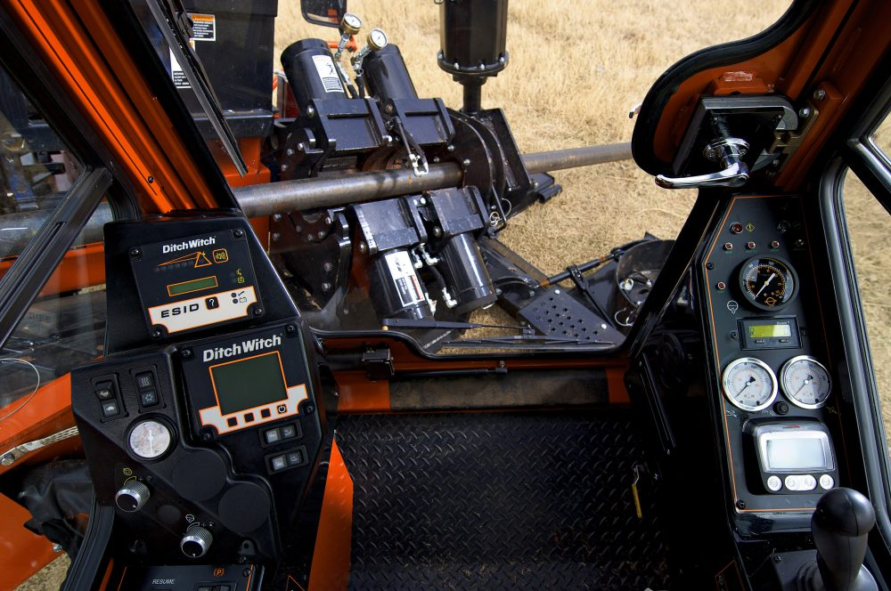 Wiertnica Ditch Witch JT100AT